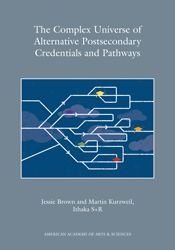 The Complex Universe of Alternative Postsecondary Credentials and Pathways