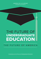 The Future of Undergraduate Education, The Future of America