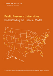 Public Research Universities: Understanding the Financial Model