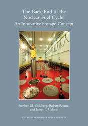 The Back-End of the Nuclear Fuel Cycle: An Innovative Storage Concept