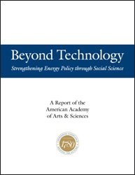 Beyond Technology: Strengthening Energy Policy through Social Science