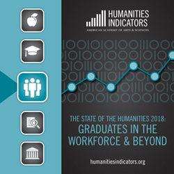 The State of the Humanities 2018: Graduates in the Workforce & Beyond