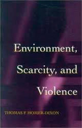 Book Cover Environment, Scarcity, and Violence