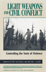 Book Cover Light Weapons and Civil Conflict