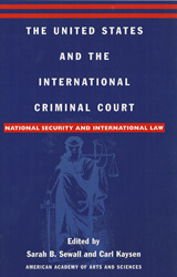 Book Cover The United States and the International Criminal Court