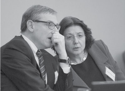 Peter Tufano and Annamaria Lusardi
