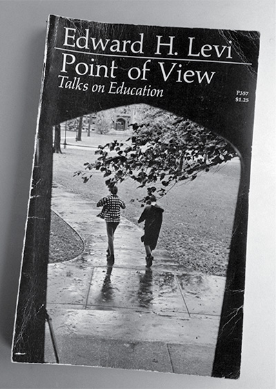 Point of View by Edward H. Levi