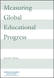Research Paper Cover: Measuring Global Educational Progress