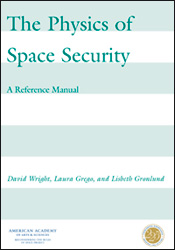 Research Paper Cover: The Physics of Space Security: A Reference Manual