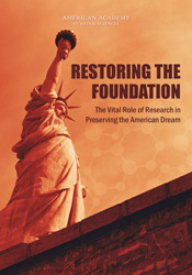 Restoring the Foundation: The Vital Role of Research in Preserving the American Dream