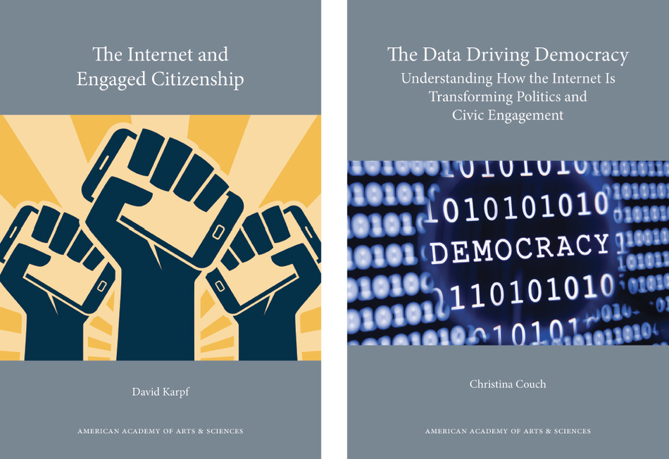 The Commission published two papers that examine what is known about the impact of the Internet and social media on democracy: The Internet and Engaged Citizenship (2019) and  The Data Driving Democracy (2020).