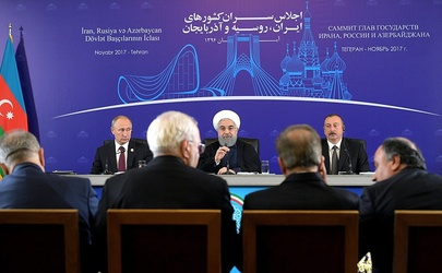 Leaders of Russia, Iran, and Azerbaijan discuss state nuclear programs