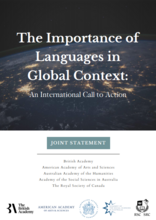 The Importance of Languages in Global Context