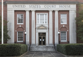 The Charles E. Simons Jr. Federal Court House, Aiken, South Carolina