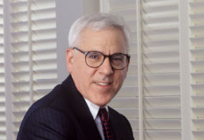 Photograph of David M. Rubenstein