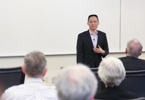 Eric Liu speaks about how to prepare citizens for a democracy